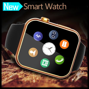 Latest Smart Bluetooth 3.0 4.0 Resolution of 240X240 A9 Wristwatch Heart Rate Monitor pictures & photos