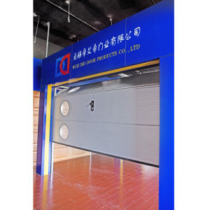 Finger-Protective Garage Door (40mm thick) pictures & photos