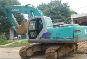 Used Kobelco Sk200-6 Excavator