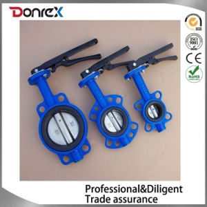 Casting Butterfly Valve pictures & photos