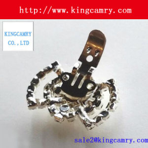 Fashion Decoration Rhinestone Buckle for Shoe or Handbag pictures & photos