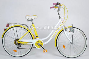 "26"" Lady/Ladies Bicycle/Star Bike/Bisiklet/City Taditional Bike for Sale pictures & photos"