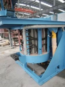 Medium Frequency Coreless Induction Furnace for Metal Melting pictures & photos