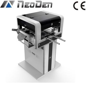 Desktop Pick and Place Machine Neoden4, 48 SMT Feeders, Two Cameras, Support 0201, LED Strip, Tqfp, Qfn, BGA pictures & photos