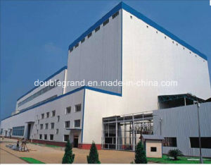 Prefabricated Light Steel Structure Industrial Workshop pictures & photos