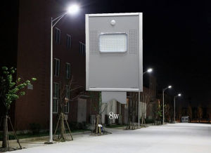 Outdoor High Lumen Integrated Motion Sensor LED Street pictures & photos
