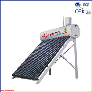 Compact Pressurized Solar Water Heater for Home/School/Hotel pictures & photos