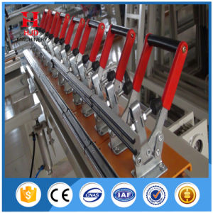 Hjd-E501 Silk Screen Mechanical Screw-Type Stretching Machine for Printing pictures & photos
