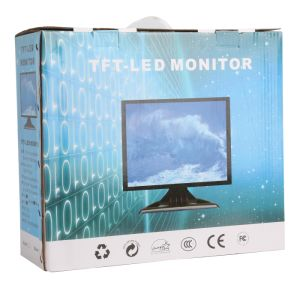 Resistive Model 1503m VGA USB 15 Inch TFT Type Touchscreen / Touch Screen LCD Monitor pictures & photos