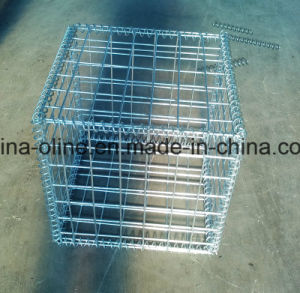 Wire Mesh Stone Gabion Box pictures & photos