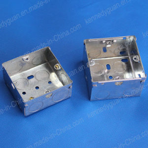 Steel Device Box for Electrical Wire pictures & photos