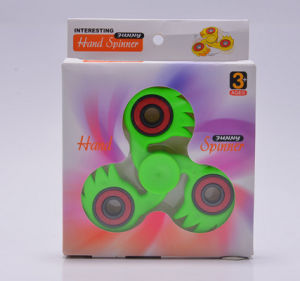 2017 New Whirlwind Tri Fidget Hand Spinner Finger Focus Toy Adhd Autism Kids/Adult pictures & photos