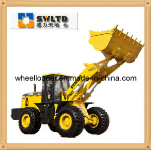 5000kg 5t Wheel Loader (SWM952) pictures & photos