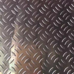 Orange Peel Pattern Stucco Embossed Aluminum Sheet 3003 pictures & photos