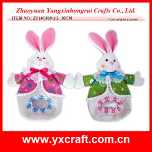 Easter Decoration (ZY14C860-1-2) Candy Bag Easter Gift pictures & photos