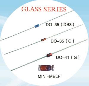 1A, 50-1000V Silicon Rectifier Diode Melf Case Sm4007, FM4007 pictures & photos