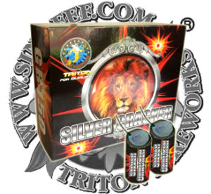 Silver Cracker Fireworks Toy Fireworks Firecrackers pictures & photos