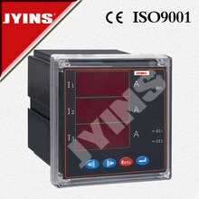 DC LED Three Phase Digital Ammeter (JYK-72-3A) pictures & photos