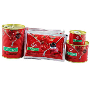 Taima Brand Tin Tomatoes for Ngierian Market pictures & photos
