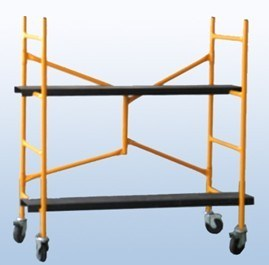 Good Quality Mini Foldable Scaffold pictures & photos