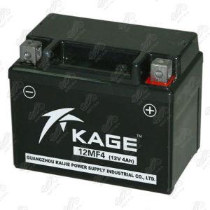 Motorcycle Battery (12MF4) 12V-3.5/4.2Ah