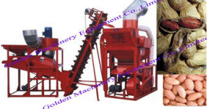 Least Price Peanut Groundnut Shelling Sheller Machine pictures & photos