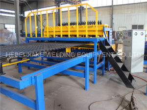 Concrete Reinforcing Steel Rebar Welded Mesh Machine pictures & photos