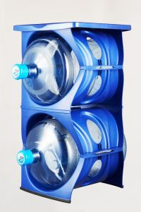 Water Bottle Rack for Two Bottles (HBR-2S) pictures & photos