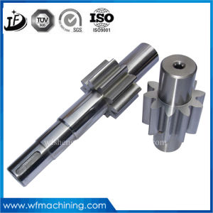 Aluminum/Iron/Brass/Stainless Steel/Carbon Steel/Metal Processing Machining Parts for Auto/Car Engine pictures & photos
