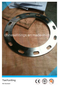 Non-Standard Special Slip on Plate Stainless Steel Flange pictures & photos