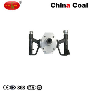 Explosion-Proof Hand Held Pneumatic Wind Air Coal Drill Machine pictures & photos