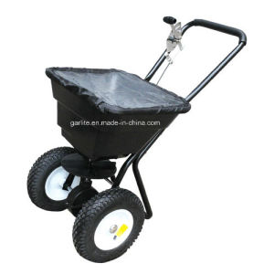 Best Selling 36kgs Walk-Behind Spreader pictures & photos