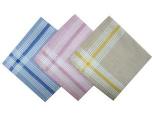 10% Cotton Promotional Ladies Handkerchief/ Cotton Handkerchief pictures & photos