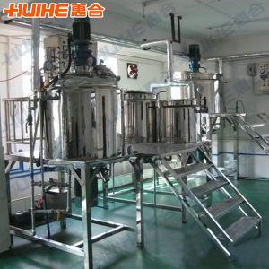 Vacuum Homogenizing Emulsifier China Supplier pictures & photos