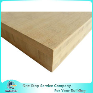 Carbonized/Caramel Color Multilayer Flat H Plate Bamboo Panel 5mm pictures & photos