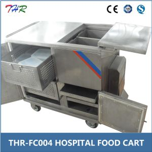 Stainless Steel Hospital Food Trolley (THR-FC004) pictures & photos