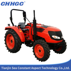 Economic Four Wheels Tractor Without Pilothouse Sh1204 pictures & photos