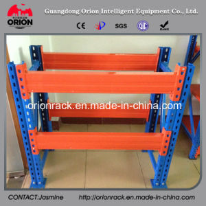 Single Deep Storage Pallet Rack pictures & photos