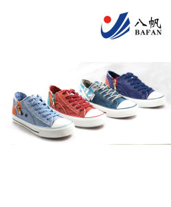 Casual Canvas Shoes (BFM0379) pictures & photos