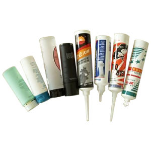 Skin Care Cosmetic Round Tube pictures & photos