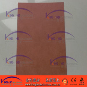 (KL1104) Red Non-Asbestos paper Gasket Sheet pictures & photos