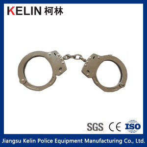 Kl-010 Handcuff with Double Locking and Rachet System pictures & photos
