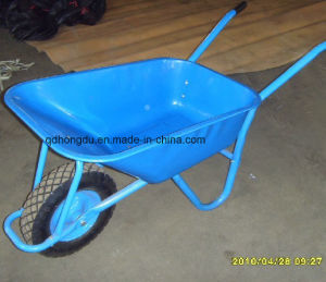 Heavy Duty Construction Wb6404D Wheelbarrow pictures & photos