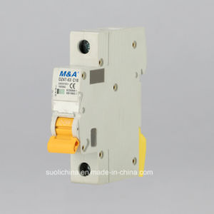 Mdz47-65 Series Circuit Breaker Electric MCB pictures & photos