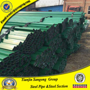 Polyethylene ABS PE Plastic Coated Pipe for Rack System pictures & photos
