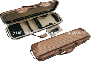 Advanced Hard Foam Oblong Violin Case (YSVC009)