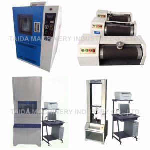 Rubber Mooney Viscometer Tensile Tester Laboratory Equipment Testing Instrument Machine pictures & photos
