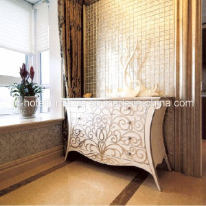 Chinese Wooden Hotel Public Area Console Table pictures & photos