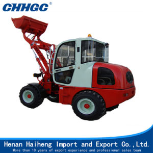 CE Frond End Loader Hydraulic Mini Wheel Loader pictures & photos