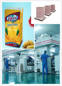 Paper Based Laminated Materials Using for Aseptic Packaging of Beverage pictures & photos